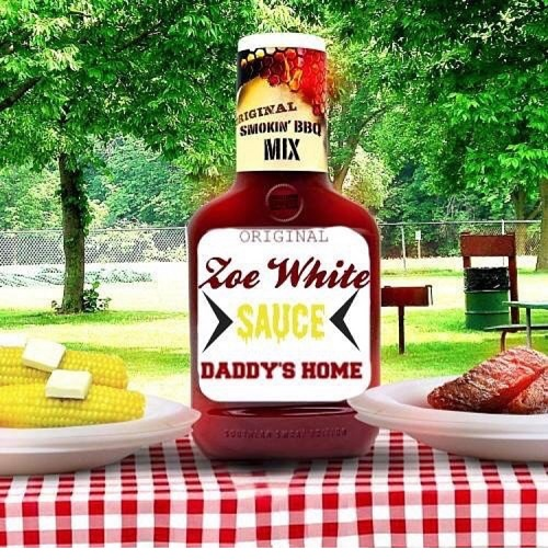 [Single] Zoe White – Daddy's Home @iamzoewhite