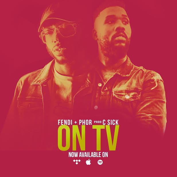 "[Video] Fendi Frost ft. Phor - ""On TV"" @DaBoyFrost"